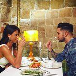 Hugo y Sofía ('MYHYV'), de cena romántica