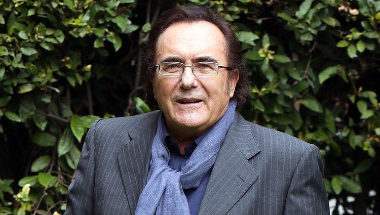 El cantante Al Bano Carrisi