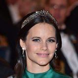 Sofia Hellqvist en los Premios Nobel 2016