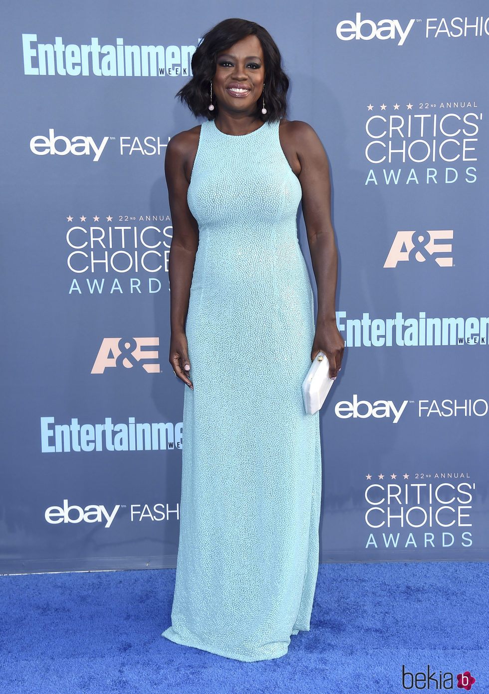 Viola Davis en los Critics' Choice Awards 2017