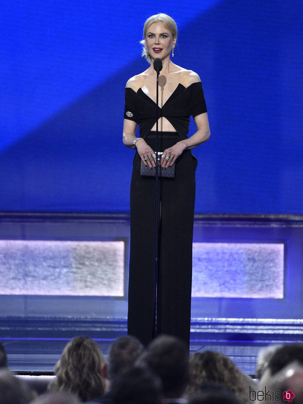 Nicole Kidman en los Critics' Choice Awards 2017