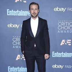 Ryan Gosling en los Critics' Choice Awards 2017