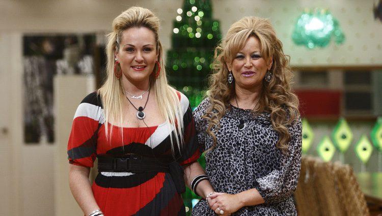 Saray y Pilarita de GH11