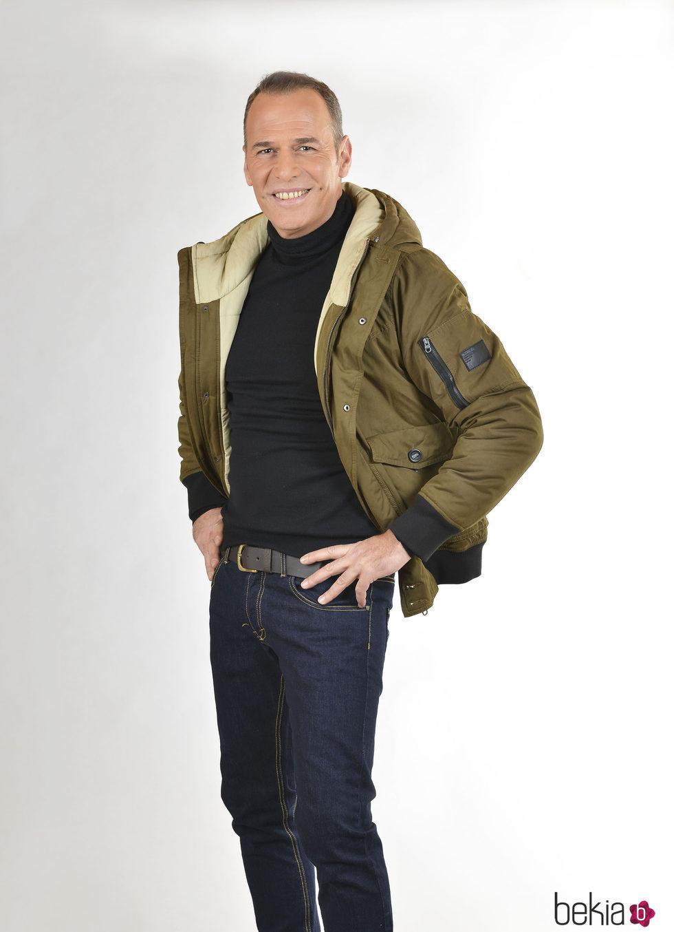 Carlos Lozano se convierte en el presentador de la 'Sálvame Snow Week'