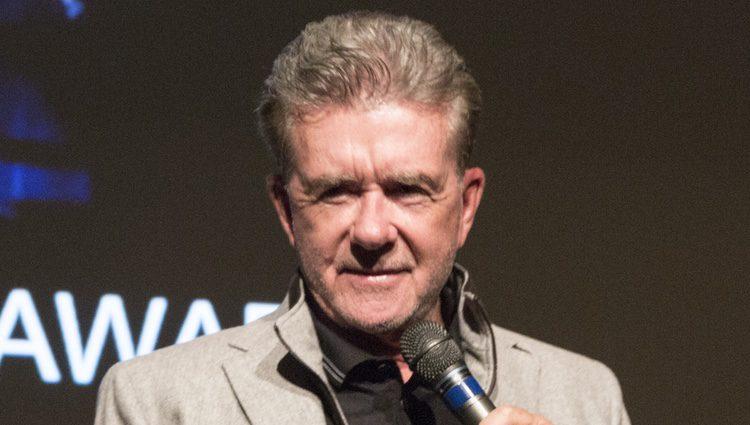 Alan Thicke durante el Festuvak de Cine de Whisler 2016