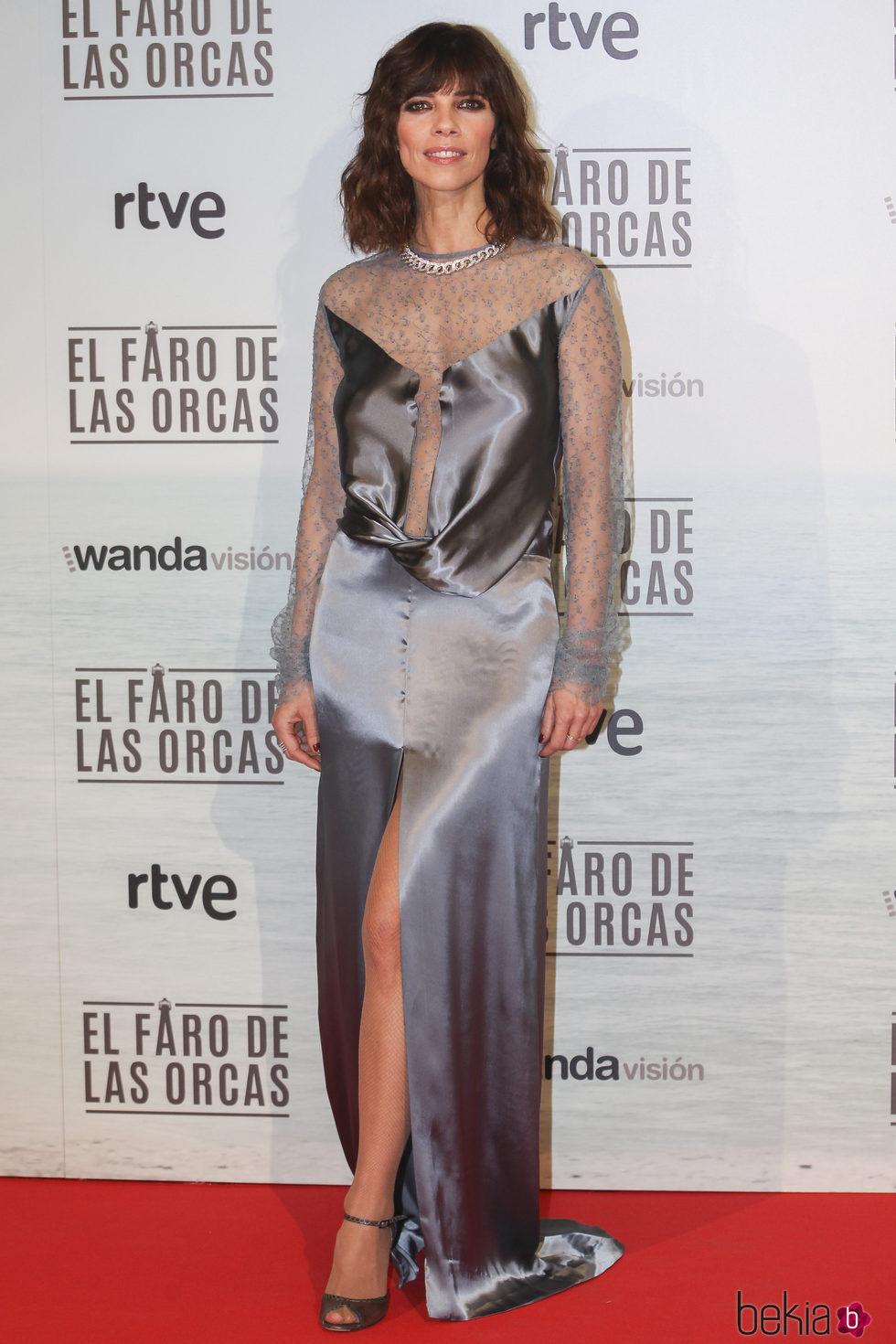 Maribel Verdú en la premiere de 'El faro de las orcas'