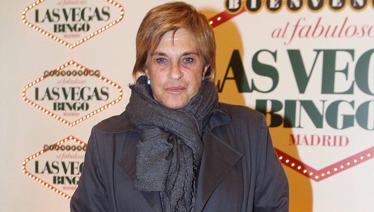 Chelo García Cortés en Bingo Las Vegas
