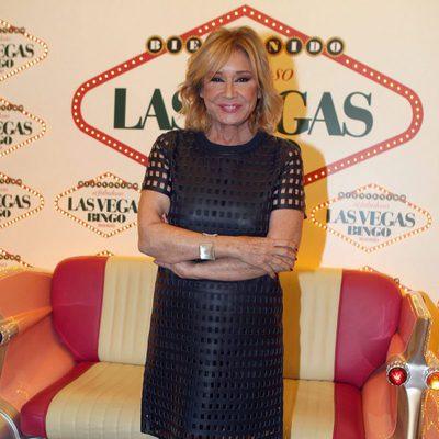 Mila Ximénez en el Bingo Las Vegas