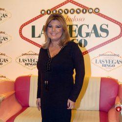 Terelu Campos en el Bingo Las Vegas