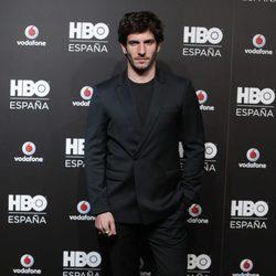 Quim Gutiérrez en la fiesta de lanzamiento de HBO en España