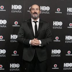 Javier Cámara en la fiesta de lanzamiento de HBO en España