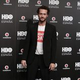 Peter Vives en la fiesta de lanzamiento de HBO en España