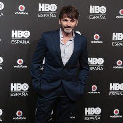 Fernando Tejero en la fiesta de lanzamiento de HBO en España