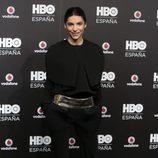Irene Visedo en la fiesta de lanzamiento de HBO en España