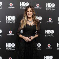 Sarah Jessica Parker en la fiesta de lanzamiento de HBO en España