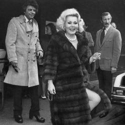 Zsa Zsa Gabor en 1973