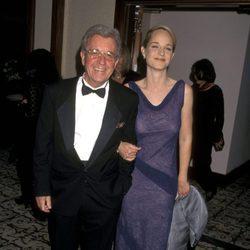 Gordon Hunt y Helen Hunt en la gala de los Premios a los Directores Americanos