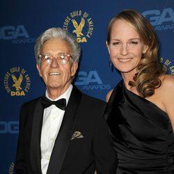 Helen Hunt y Gordon Hunt en los Premios a los Directores