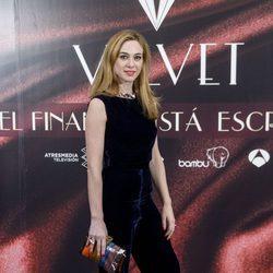 Marta Hazas en la fiesta por el final de 'Velvet'