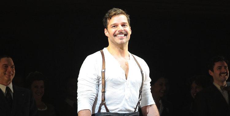 Ricky Martin en Broadway