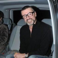 George Michael en Londres