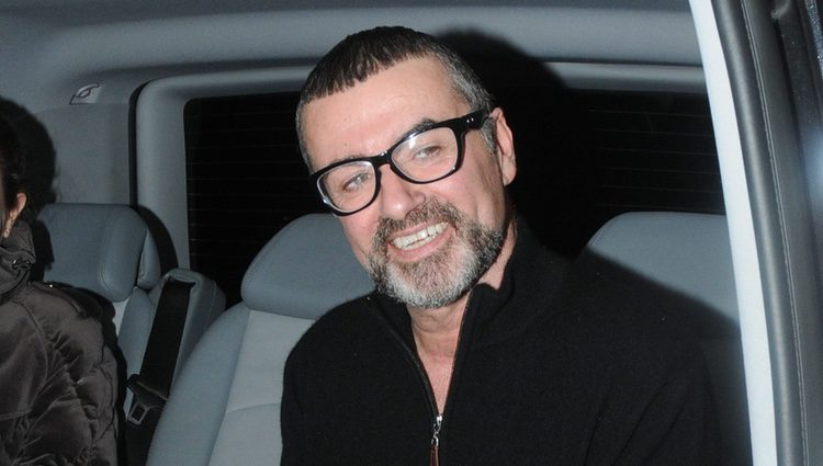 George Michael en Londres
