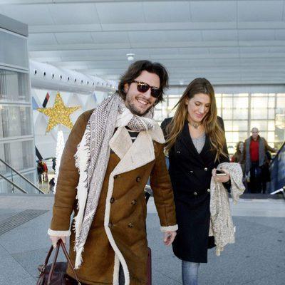 Manuel Carrasco y Almudena Navalón muy felices tras confirmar que serán padres
