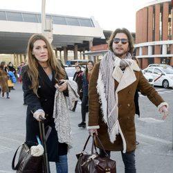 Manuel Carrasco y Almudena Navalón pasan su Navidad más feliz tras saber que serán padres
