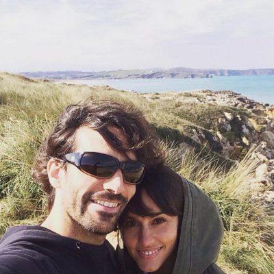 Megan Montaner y Gorka Ortúzar