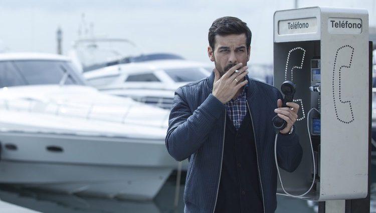 Mario Casas en a película 'Contratiempo'
