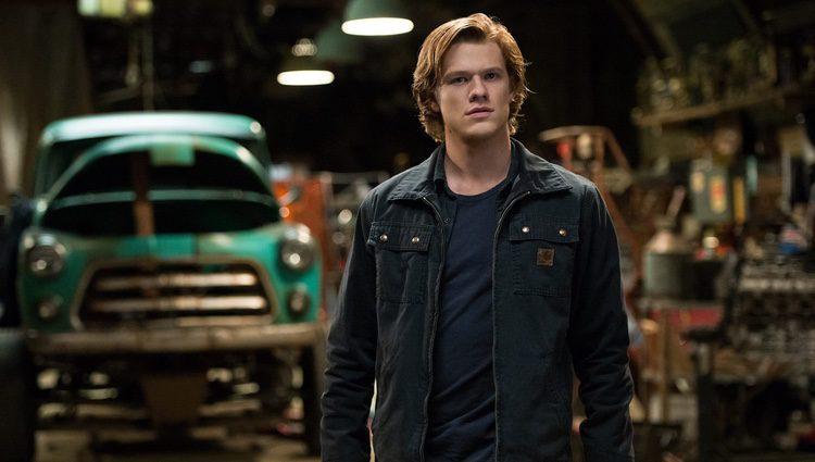 Fotograma de la película estadounidense 'Monsters Truck'