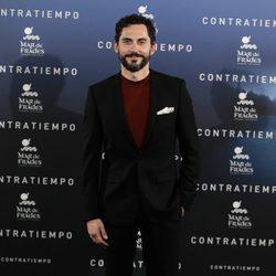 Paco León en el estreno de la película 'Contratiempo' en Madrid