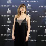 Marina Salas en el estreno de la película 'Contratiempo' en Madrid