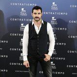 Antonio Velázquez en el estreno de la película 'Contratiempo' en Madrid