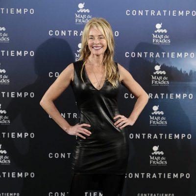 Belén Rueda en el estreno de la película 'Contratiempo' en Madrid