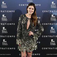 Adriana Ugarte en el estreno de la película 'Contratiempo' en Madrid