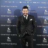 Mario Casas en el estreno de la película 'Contratiempo' en Madrid