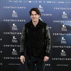 Eduardo Noriega en el estreno de la película 'Contratiempo' en Madrid