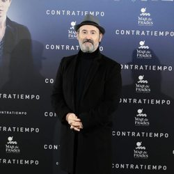 Javier Cámara en el estreno de la película 'Contratiempo' en Madrid