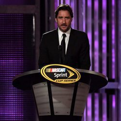 Luke Wilson en el Nascar Sprint Cup Series Awards