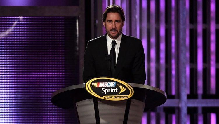 Luke Wilson en el Nascar Sprint Cup Series Awards