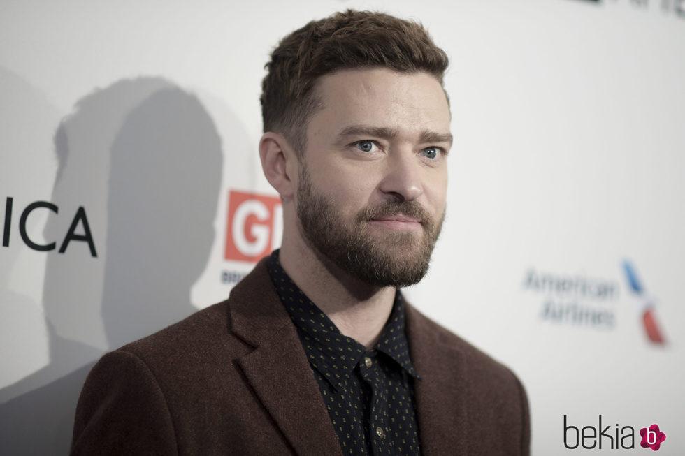 Justin Timberlake en l...