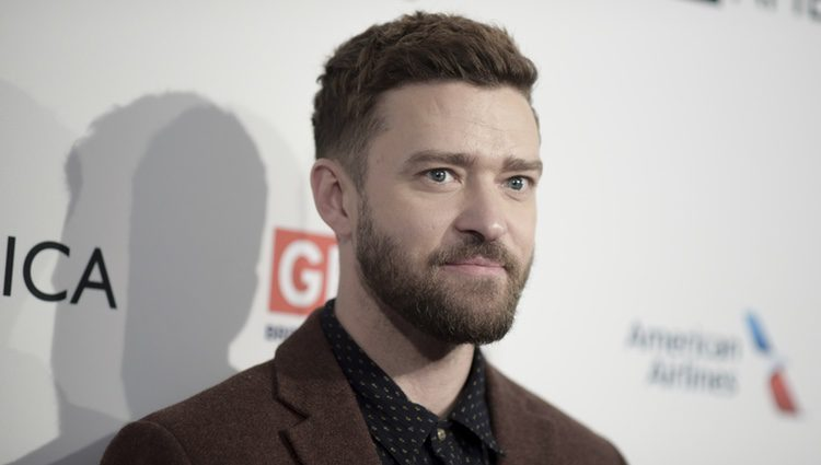Justin Timberlake en la BAFTA Tea Party 2017