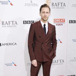 Tom Hiddleston en la BAFTA Tea Party 2017