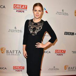 Amy Adams en la BAFTA Tea Party 2017