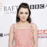 Maisie Williams en la BAFTA Tea Party 2017