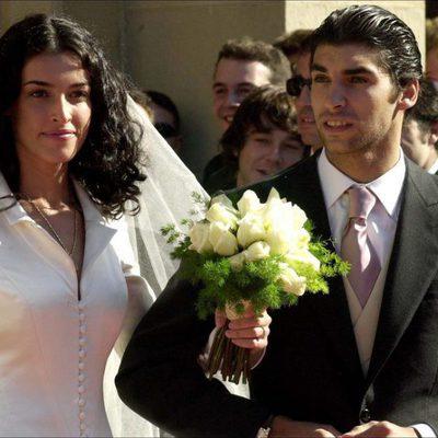 Fotos de blanca romero for Cayetano rivera y blanca romero boda