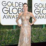 Sofía Vergara en la alfombra roja de los Globos de Oro 2017