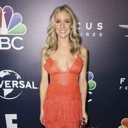 Kristin Cavallari en la fiesta de NBC tras los Globos de Oro 2017