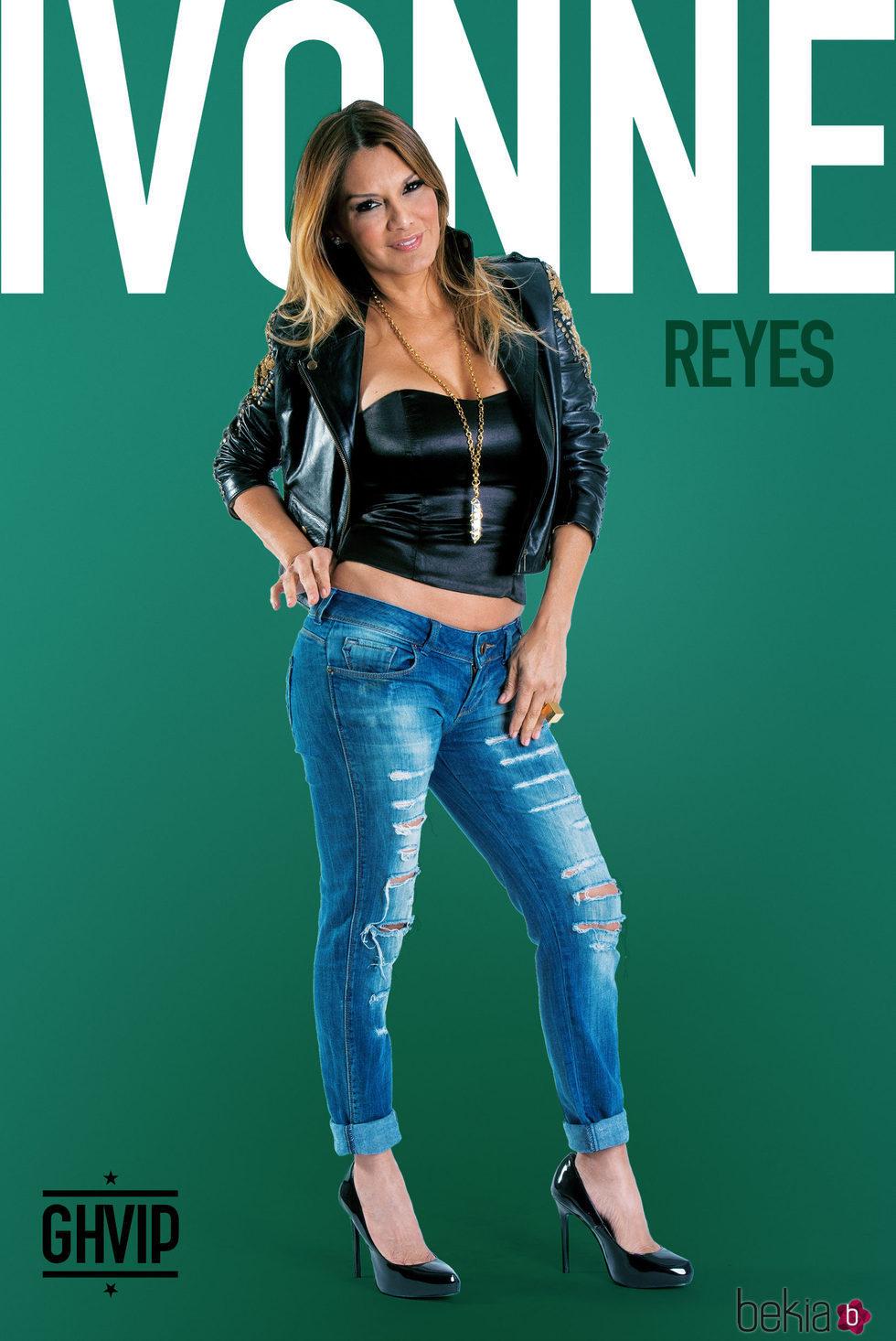 Ivonne Reyes en la fotografía oficial de 'Gran Hermano VIP 5'